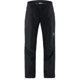 Haglöfs L.I.M Pants Dame true black short